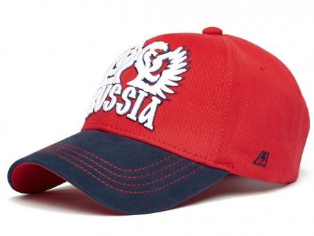 Бейсболка Россия, р.55-58, арт.10151