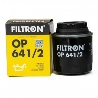 Фильтр масляный Filtron OP 641/2 (W 712/94)