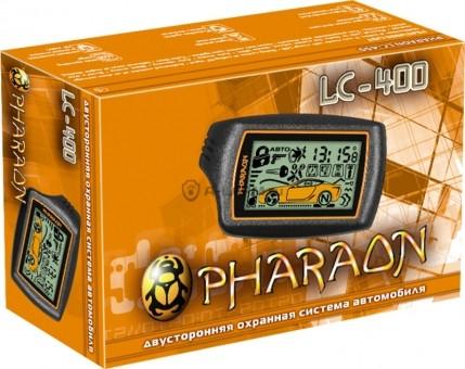 Автосигнализация Pharaon LC400 (а/з)
