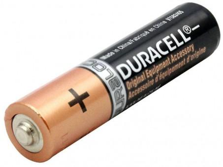 Батарейка AAA (LR03) Duracell Basic (россыпь, 1 шт)