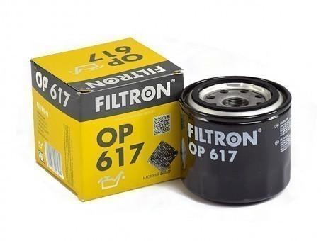 Фильтр масляный Filtron OP 617 (W 811/80)