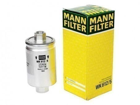 Фильтр топливный MANN-FILTER WK 612/5