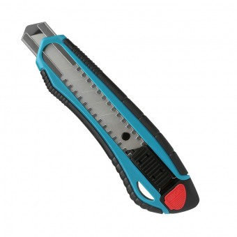 Нож Smartbuy Tools (18 мм, автомат. фиксатор)