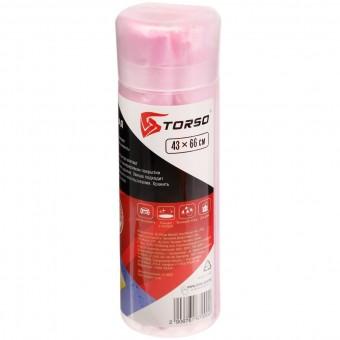Салфетка в тубусе Torso (синтетическая замша, большая)