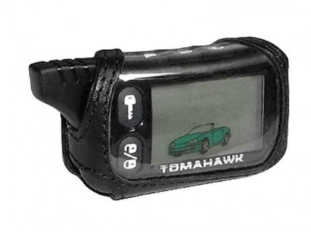 Чехол кожаный Tomahawk TZ-9020/9030 (черный)