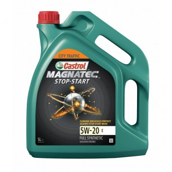 Масло моторное Castrol Magnatec Stop-Start 5W-20 (5 л)