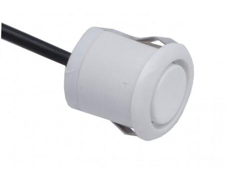 Датчик парктроника Sho-Me D18 white (18,5 мм)