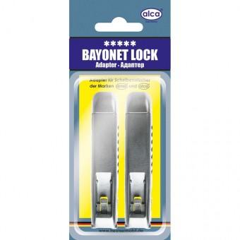 Адаптеры щеток Alca Bayonet Lock (Renault, Citroën, 2 шт)