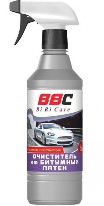 BiBiCare 4002 Очиститель от битумных пятен (триггер, 550 мл)