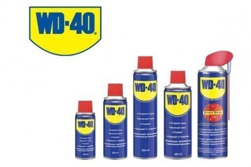 Автохимия WD-40