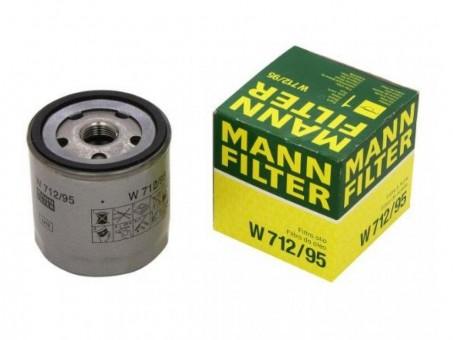 Фильтр масляный MANN-FILTER W 712/95
