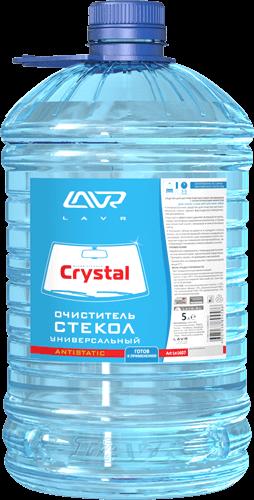 Lavr Ln1607 Очиститель стекол универсальный Crystal (5 л)