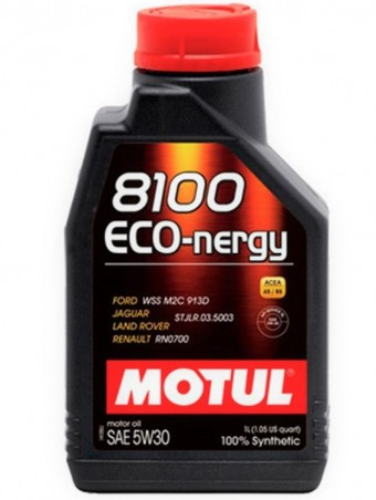 Масло моторное Motul 8100 Eco-nergy 5W30 (1 л)