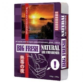 Ароматизатор Big Fresh BF-112 (тропическая ночь)