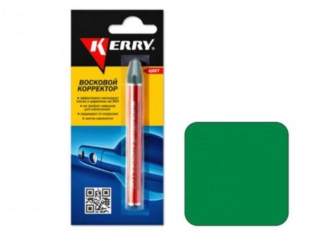 Восковой корректор KERRY KR1954 (зеленый)
