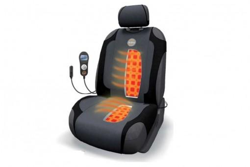Накидки на сидения с обогревом