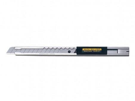 Нож Olfa OL-SVR-2 (9 мм, автоматический фиксатор)