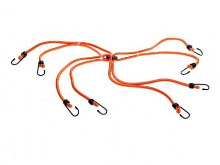 Стяжка-паук AirLine 80 см (метал. крючки)