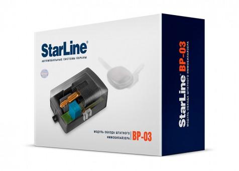 Обход иммобилайзера Starline BP-03