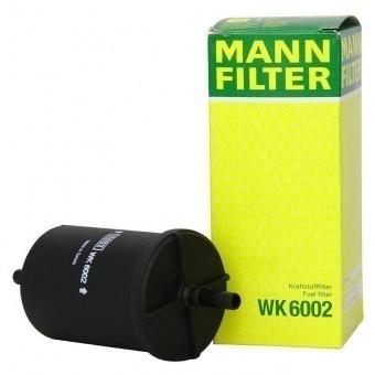 Фильтр топливный MANN-FILTER WK 6002