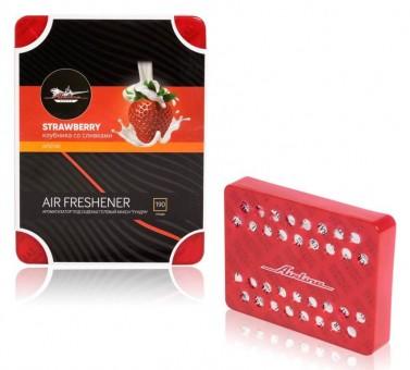 Ароматизатор AirLine Тундра (клубника со сливками)