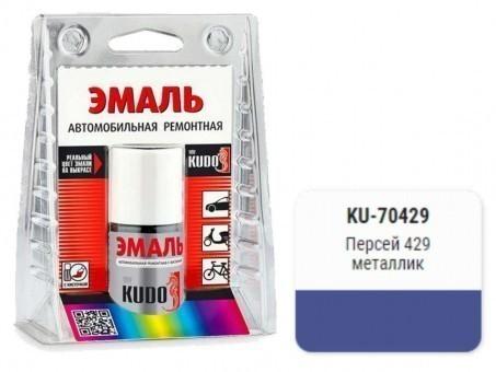 Краска-кисточка KUDO KU-70429 (ВАЗ, 429, Персей, металлик)