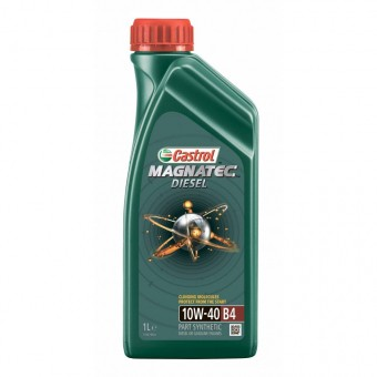 Масло моторное Castrol Magnatec Diesel 10W-40 (1 л)