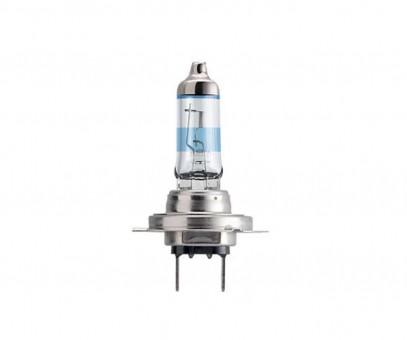 Лампа Philips H7 X-treme Vision (12 В, 55 Вт, P-12972XVB1, +130%, блистер)