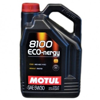 Масло моторное Motul 8100 Eco-nergy 5W30 (4 л)