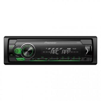 MP3-ресивер Pioneer MVH-S110UBG/1 USB, FLAC, зеленая подсветка