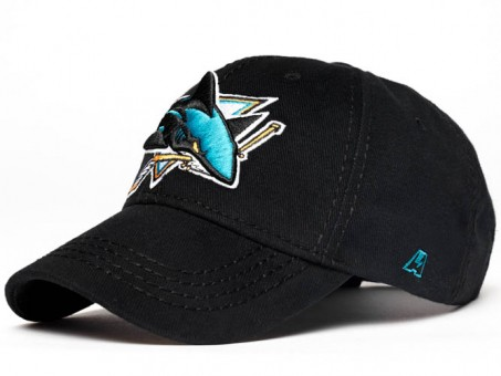 Бейсболка NHL San Jose Sharks, р.55-58, арт.29086