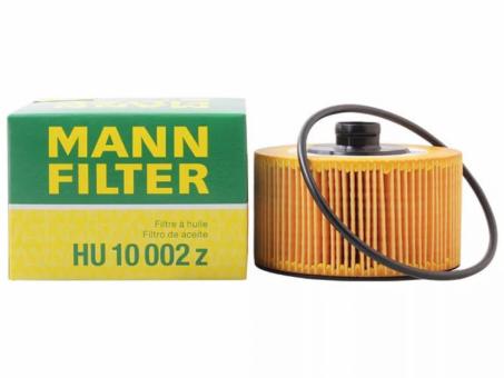 Фильтр масляный MANN-FILTER HU 10 002 z