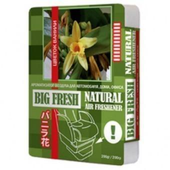 Ароматизатор Big Fresh BF-92 (цветок ванили)
