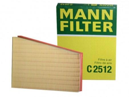 Фильтр воздушный MANN-FILTER C 2512