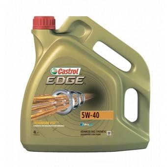 Масло моторное Castrol Edge 5W-40 C3 (4 л)