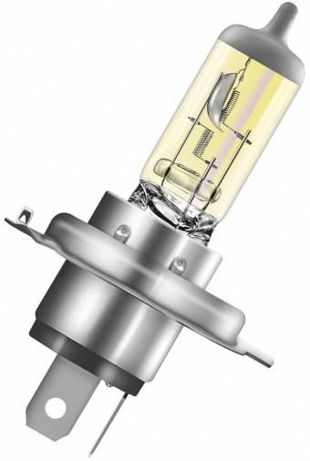 Лампа Osram H4 Allseason (12 В, 55/60 Вт, +30%)