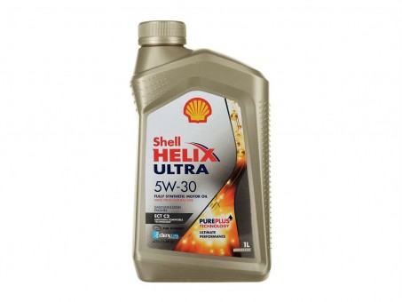 Масло моторное Shell Helix Ultra ECT 5W30 (1 л)