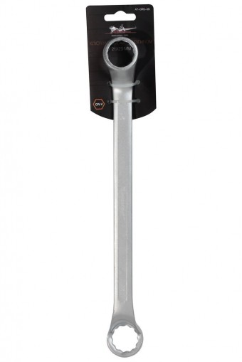 Ключ накидной AirLine с изгибом, 21-23 мм