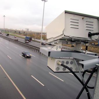 Новые камеры фотовидеофиксации заработали на дорогах Перми.