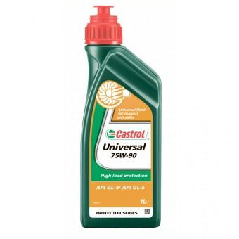 Масло трансмиссионное Castrol Universal 75W-90 (1 л)