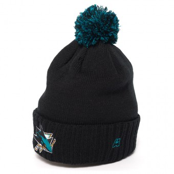 Шапка NHL San Jose Sharks, р.55-58, арт.59045