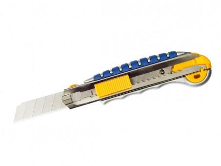 Нож Kraft Professional (18 мм, автоматический фиксатор)