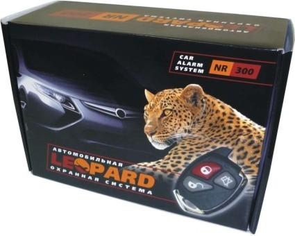 Автосигнализация Leopard NR-300 (без об/с)