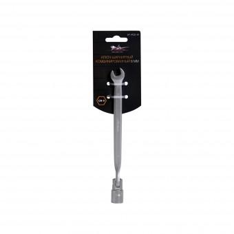 Ключ комбинированный шарнирный AirLine, 8 мм