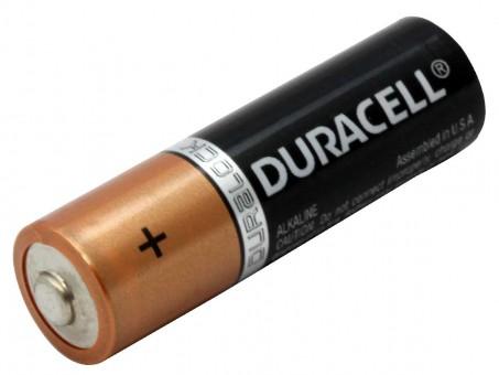 Батарейка AA (LR06) Duracell Basic (россыпь, 1 шт)