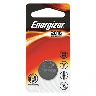 Батарейка CR2016 Energizer (1 шт.)