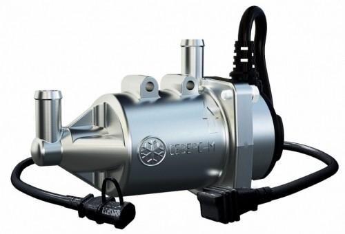 Предпусковой подогреватель двигателя Северс М3 3,0 квт (с бамп.разъём)