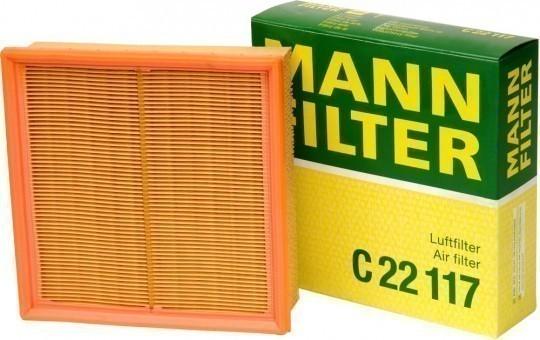 Фильтр воздушный MANN-FILTER C 22 117