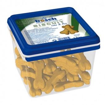 Лакомство для собак Bosch Biscuit, ягненок и рис, 1 кг