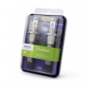 Светодиодные лампы MTF Pro Flex H4 H/L (5500K)